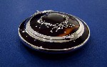 Edwardian Silver & Tortoiseshell Compact Case Made circa 1905 Price £295.00