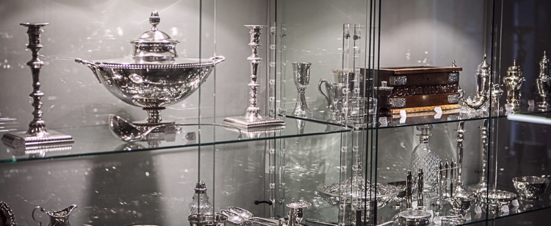 Daniel Bexfield Antiques - Dealers in fine quality antique silver and objects of vertu dating from the 17th century onwards