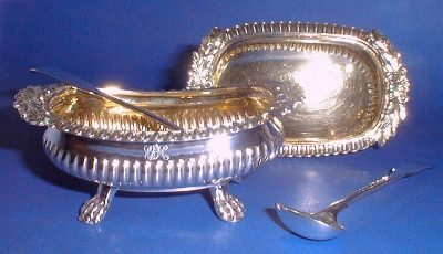 Silver, Silver- Plate & Old Sheffield Plate - Daniel